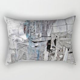 Folder/Book Rectangular Pillow