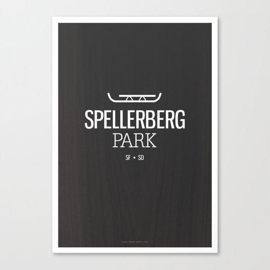 Spellerberg Park Canvas Print