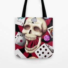 Gambler Tote Bag