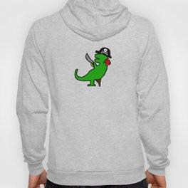 Pirate Dinosaur - T-Rex Hoody