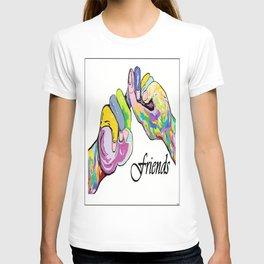 ASL Friends T-shirt