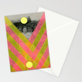 Neon Trap Stationery Cards