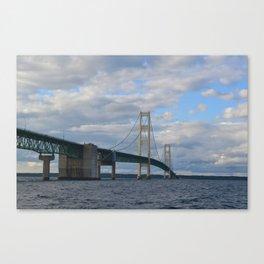 Straits of Mackinac 2 Canvas Print