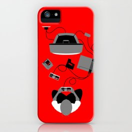 Lemme Find a Save Point iPhone Case
