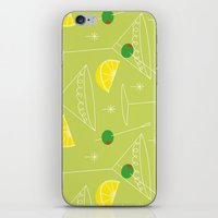 cocktail iPhone & iPod Skins featuring Cocktail by ViconiaMcAliens