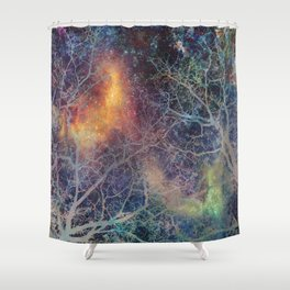α Regulus Shower Curtain