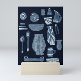 Dinnerware for Evening, 1958 Mini Art Print