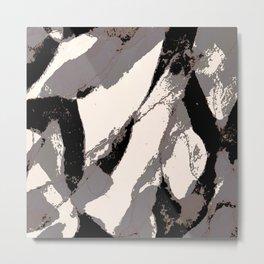 Organic No.3 #abstract #muted #society6 #artprints Metal Print