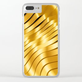 Goldie IV Clear iPhone Case