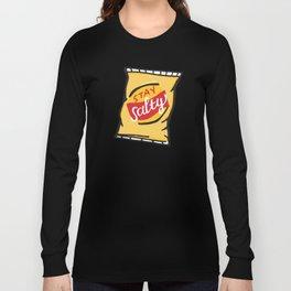 Stay Salty Potato Chips Long Sleeve T-shirt