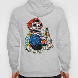 We Can Do It Skull Hoody