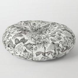 Botanical Pattern II Floor Pillow
