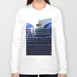 Nash, Grill, Truck, Old Nash Truck, Vintage Long Sleeve T-shirt