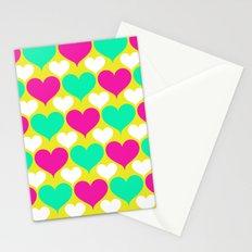 Happy hearts Stationery Cards