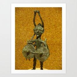 Nuragic Art Art Print