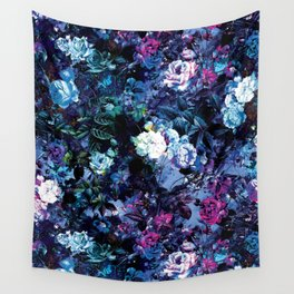 RPE FLORAL X Wall Tapestry