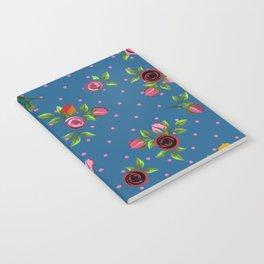 Boho Floral Notebook