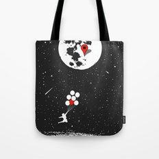 Destination Moon Tote Bag