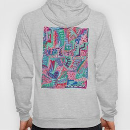 Actions and Reactions Hoody