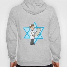 Mitzvah in style Hoody