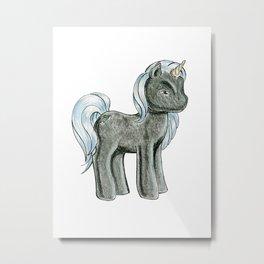 My Little Pony: Saito Metal Print