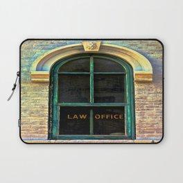 Law Office Laptop Sleeve