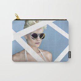 Reckess Blue Carry-All Pouch