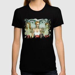 Origin of symmetry T-shirt