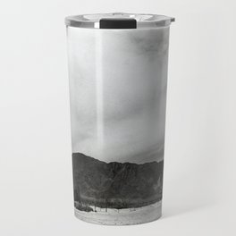 Obsidian Mountains Travel Mug