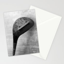 """exclusive N-series golf club #2"" Stationery Cards"