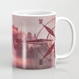Fiery Direction  Coffee Mug