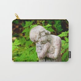 Spring Angel Carry-All Pouch