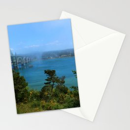 Bridge Over Calm Waters Stationery Cards
