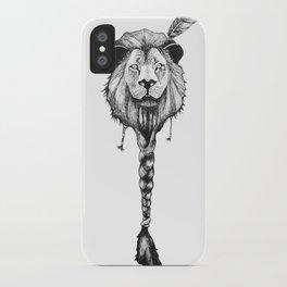 Lionelle 2 iPhone Case