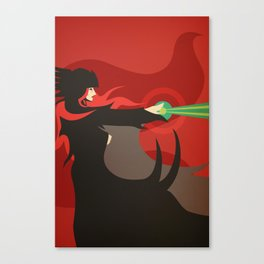 Ace Combat 5 - Ghost Canvas Print