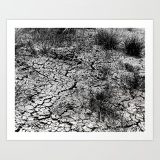 Perfectly Flawed Art Print