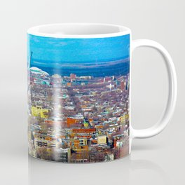 Montreal Skyline Coffee Mug