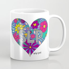 Whimsical Heart SLP Coffee Mug