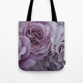 Dusky Roses Tote Bag
