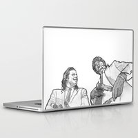 pulp Laptop & iPad Skins featuring pulp by BzPortraits