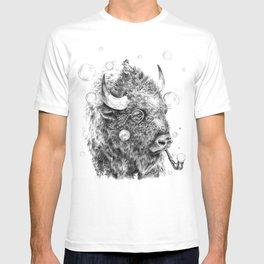 Buffalo Detective T-shirt