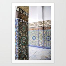 Paris.XII Art Print
