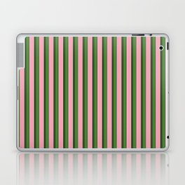 Pink Roses in Anzures 3 Stripes 2V Laptop & iPad Skin