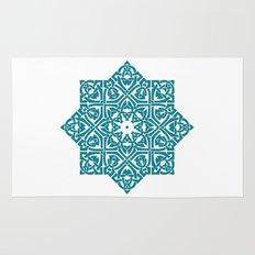 Celtic Knotwork Pattern Rug