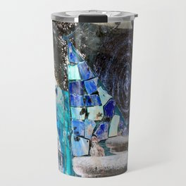 Architecture of water. or just whatever Travel Mug