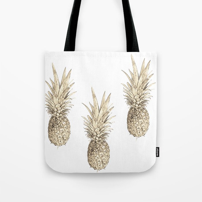 I thought its not real Tote Bag
