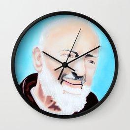 San Pio Wall Clock