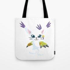 DIGIMON - Gatomon Tote Bag