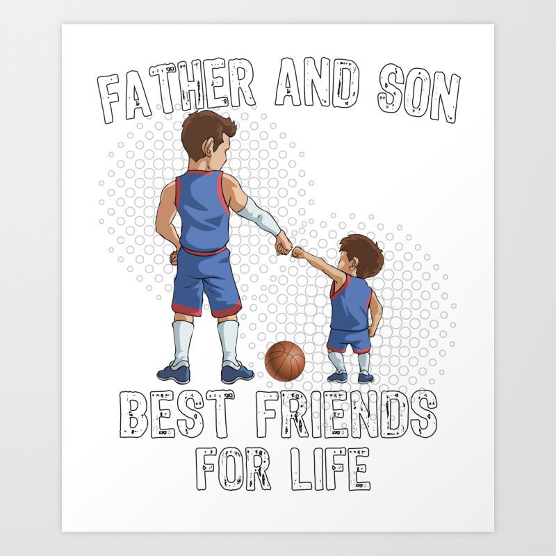 Mom And Son Bestfriends For Life /&son Best Friends Sticker Portrait