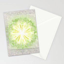 Triptychs Unveiled Flower  ID:16165-114729-45271 Stationery Cards